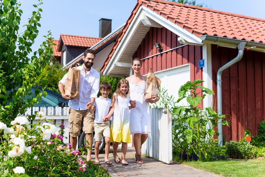 Familie im Glück Unser Haus Yvonne Kohlemann Knaak